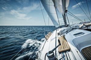 SurveyTester sailing boat